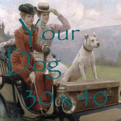 yourdog30x40